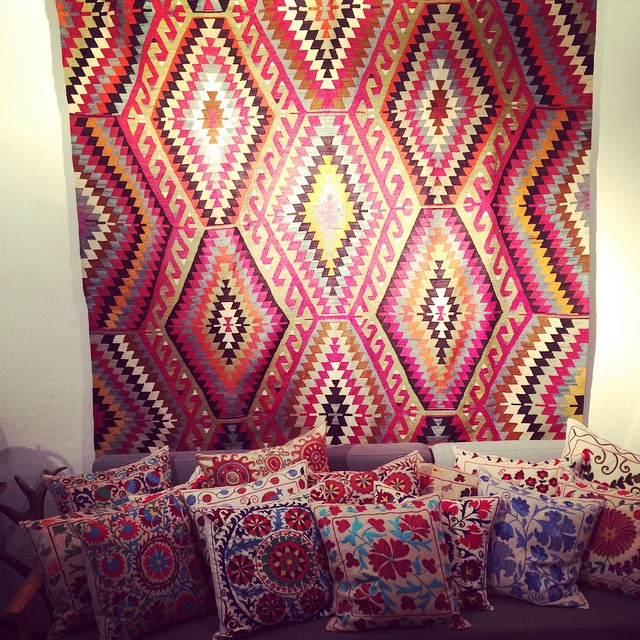 kelim teppich ikea silkeborg rug flatwoven kilim 170x240. Black Bedroom Furniture Sets. Home Design Ideas