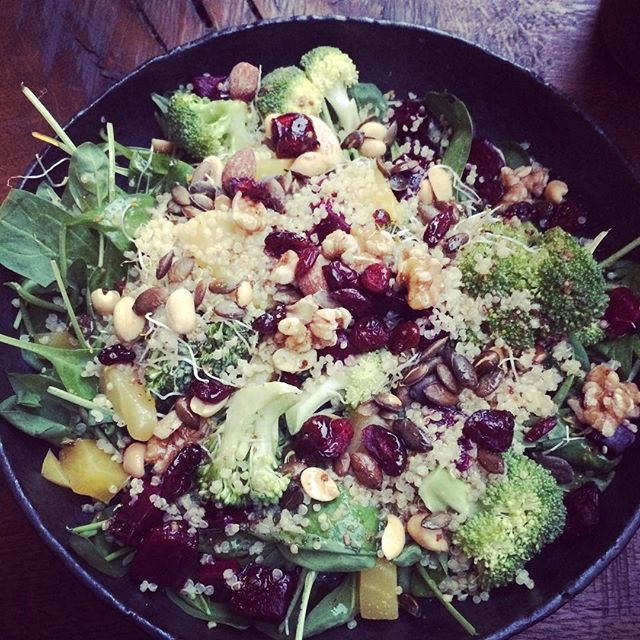 Superfood Salad #superfood #superfoodsalad