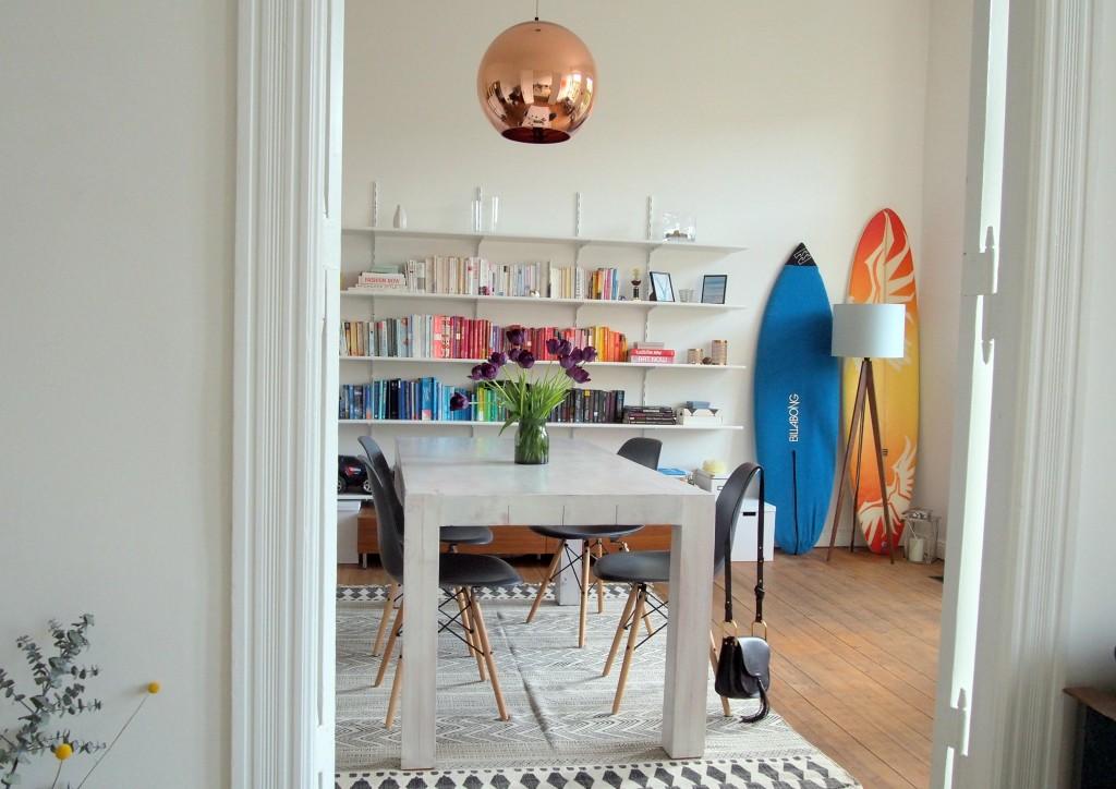 Chez Lexi: ein neuer Teppich |ANZEIGE
