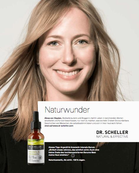 alexa-peng-dr-scheller-naturwunder-kampagne-motiv