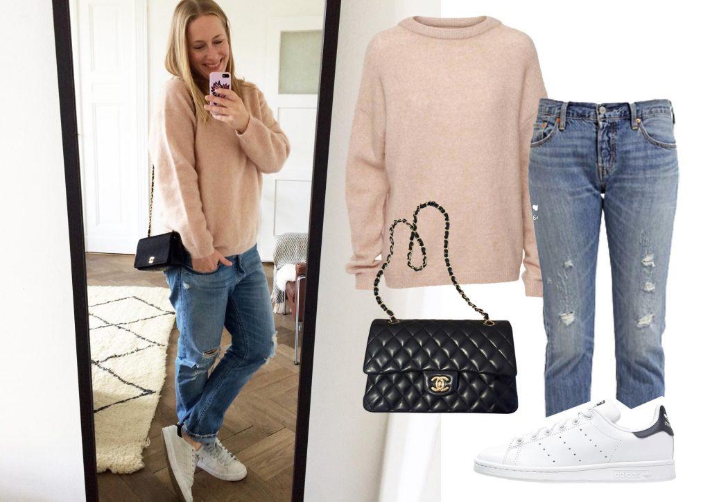 New in: Flausch-Sweater