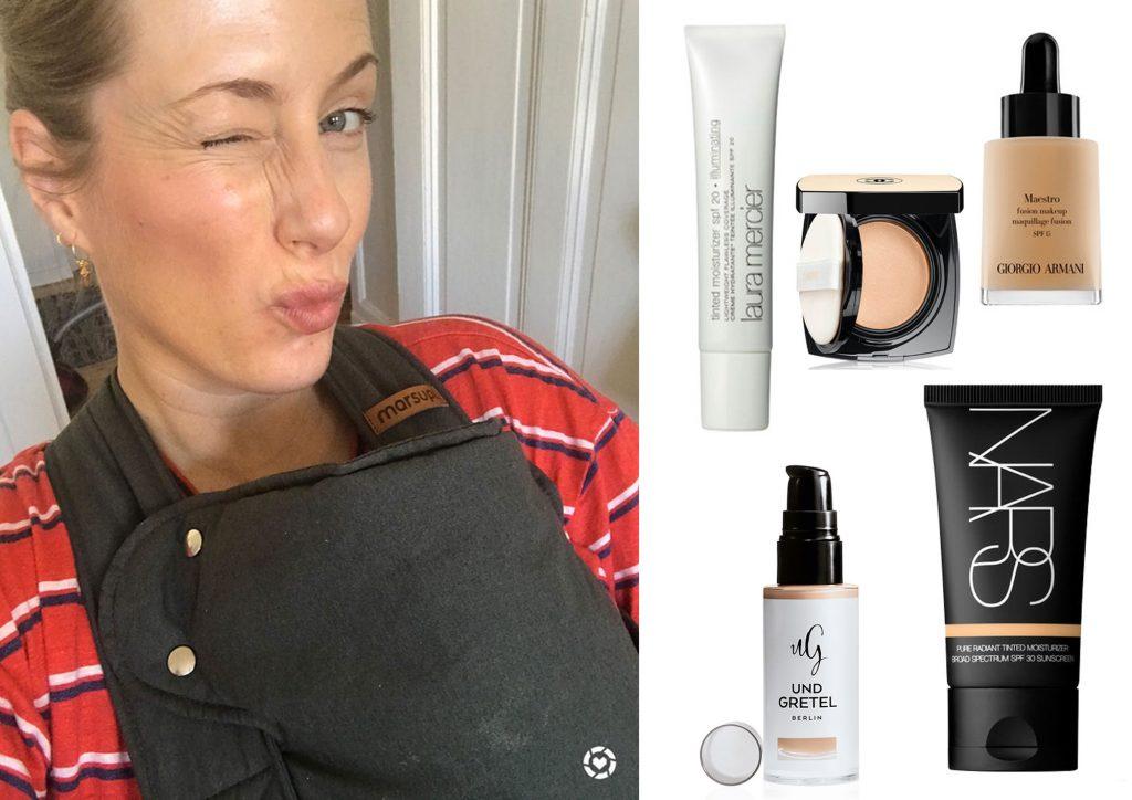 Glow to go – meine 5 Lieblings-Foundations für schöne Haut