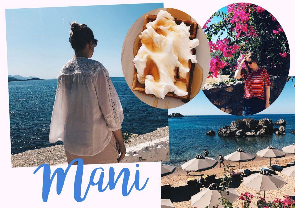 Mein kleiner Griechenland-Guide: die Mani