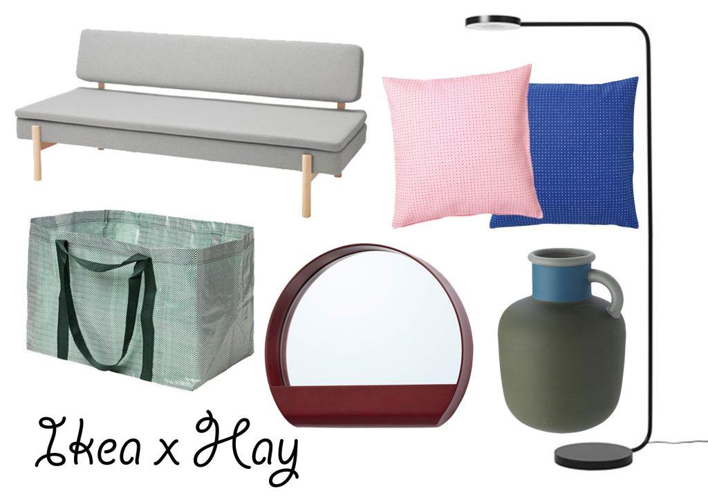 Meine Lieblinge aus der Ikea x Hay Ypperlig Kollektion