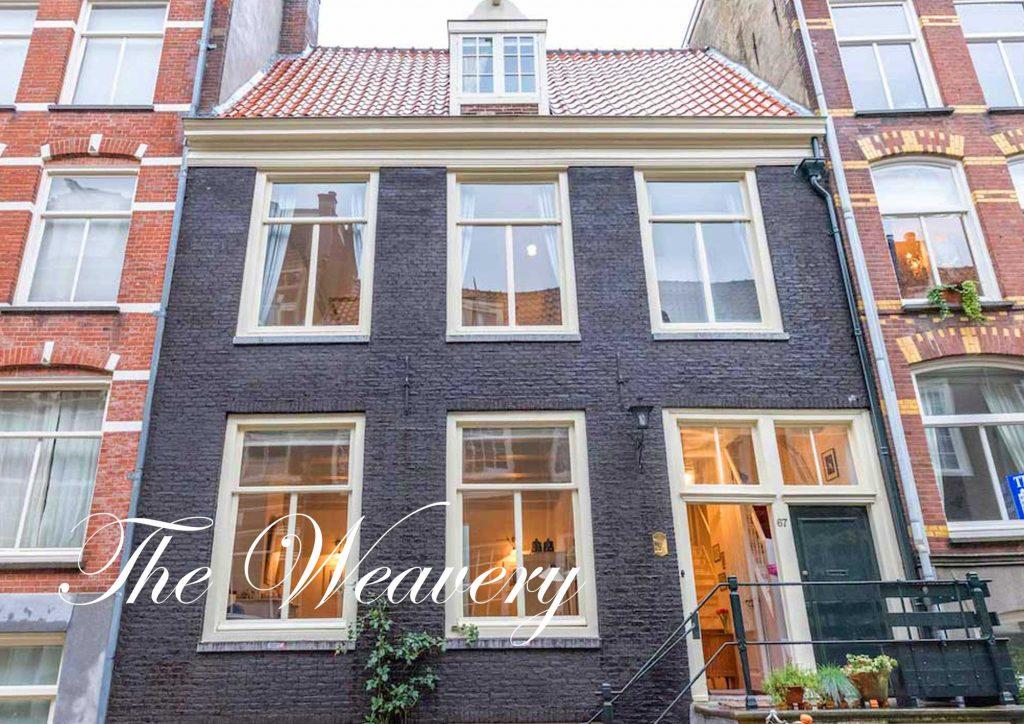 """""""Wir sind glücklich, wenn unsere Gäste glücklich sind""""–Interview mit Bettina Abaouz, Inhaberin des B&B The Weavery in Amsterdam"""