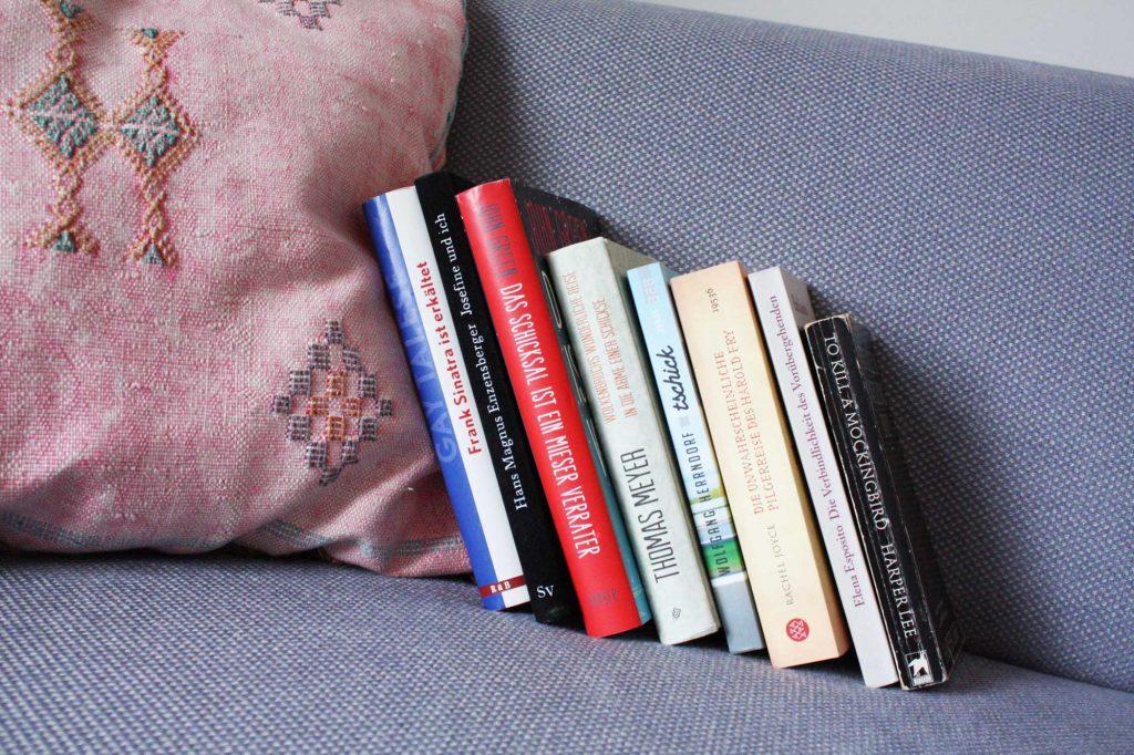 7 Lieblingsbücher – Lesetipps fürs Wochenende