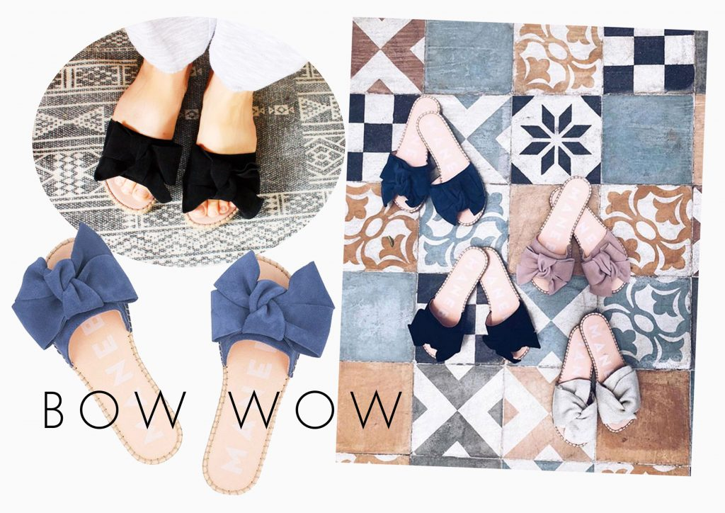 Bow Espadrilles | Anzeige enthält Affiliate Links