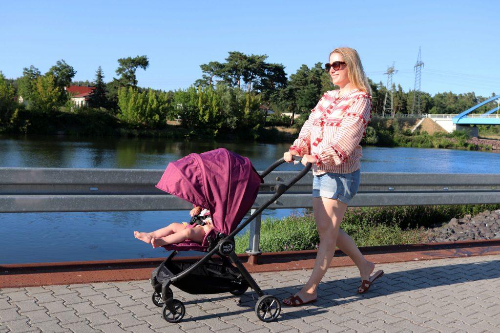 Im Test: Baby Jogger City Tour Lux Kinderwagen  Anzeige