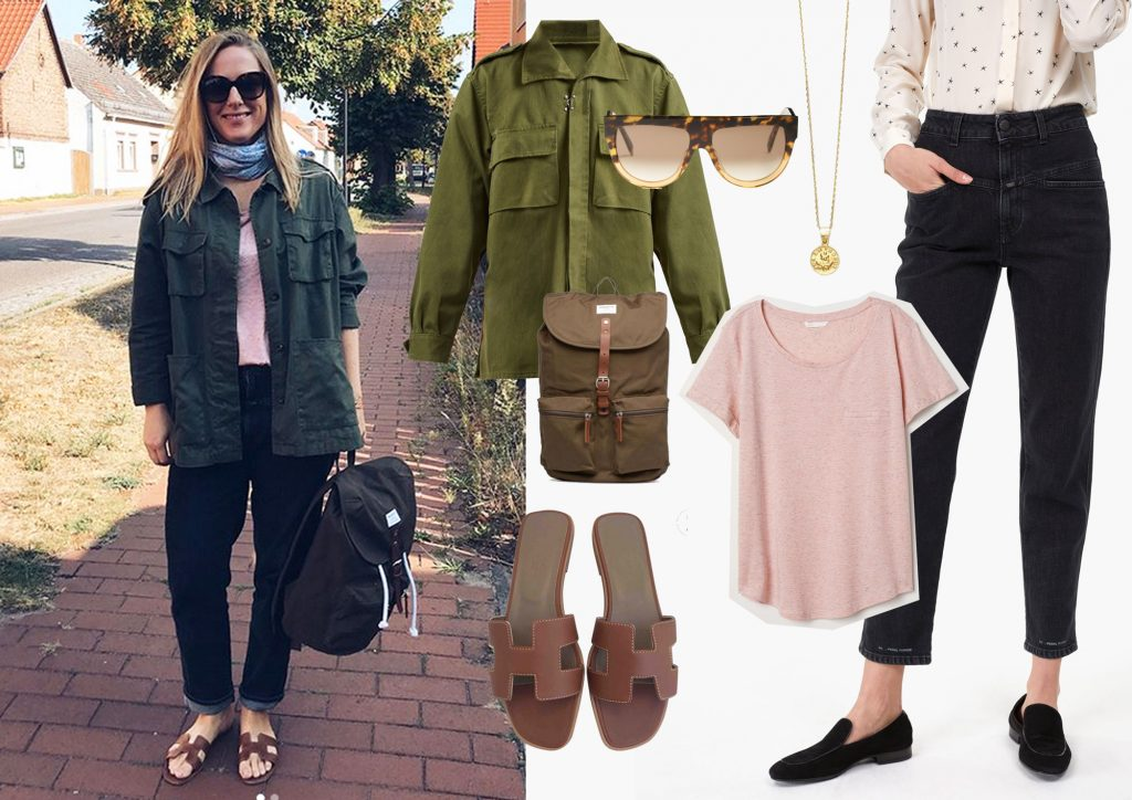 Kita Drop-off Look | Anzeige, enthält Affiliate Links