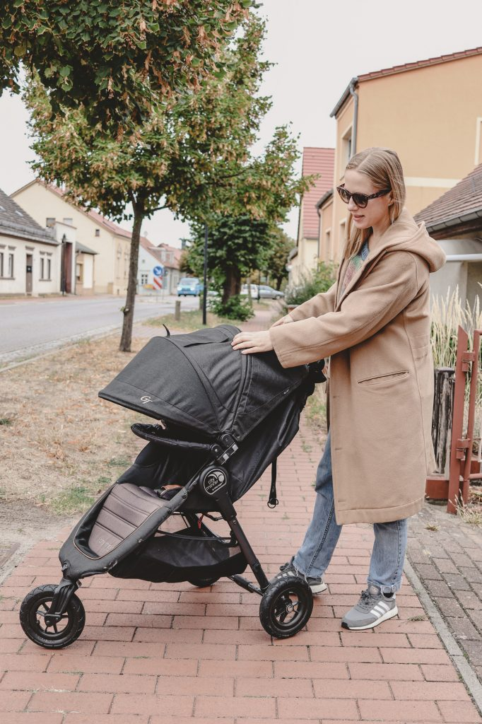 Im Test: City Mini GT von Baby Jogger   Anzeige