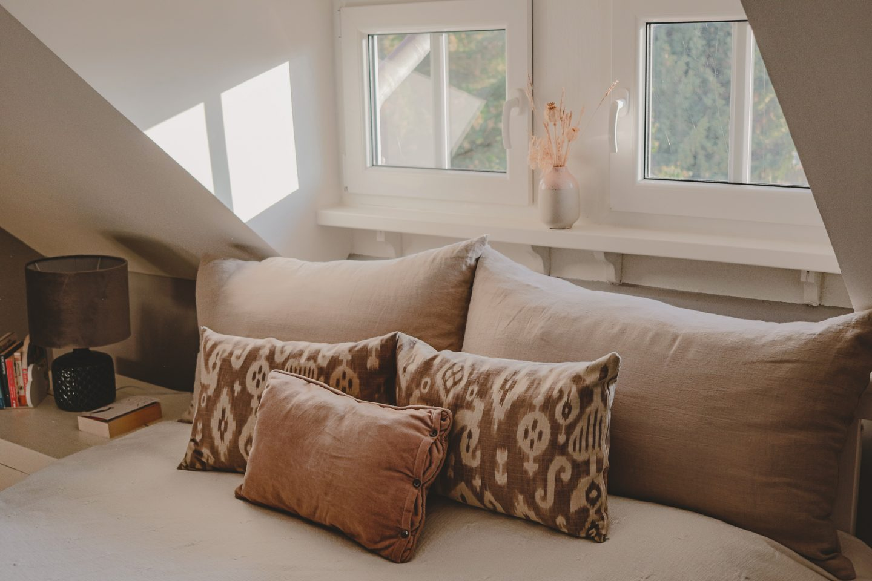 Update von der Baustelle: Unser neues Schlafzimmer | Werbung