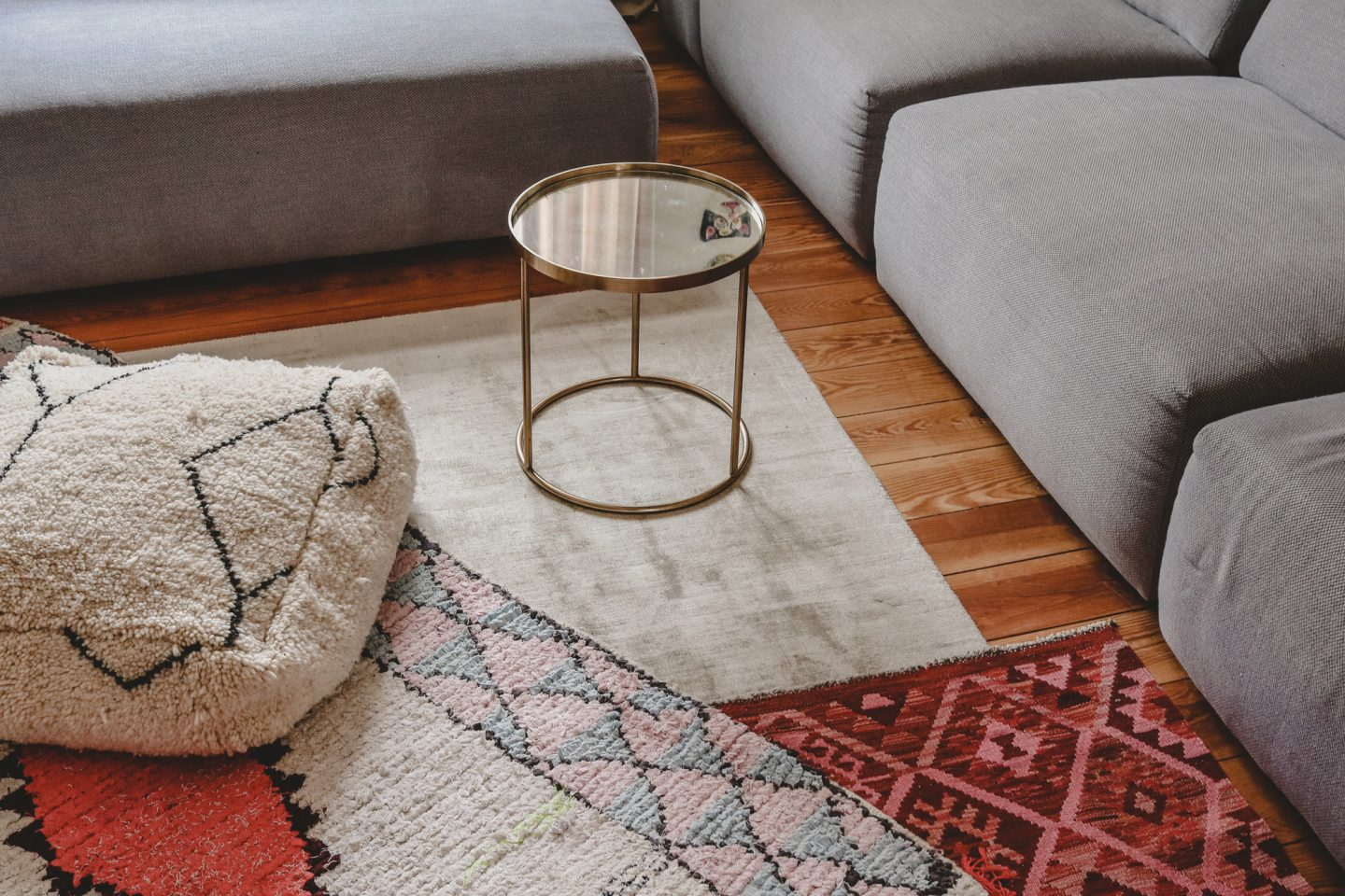Interior-Trend: Rug Layering | Anzeige, enthält Affiliate Links