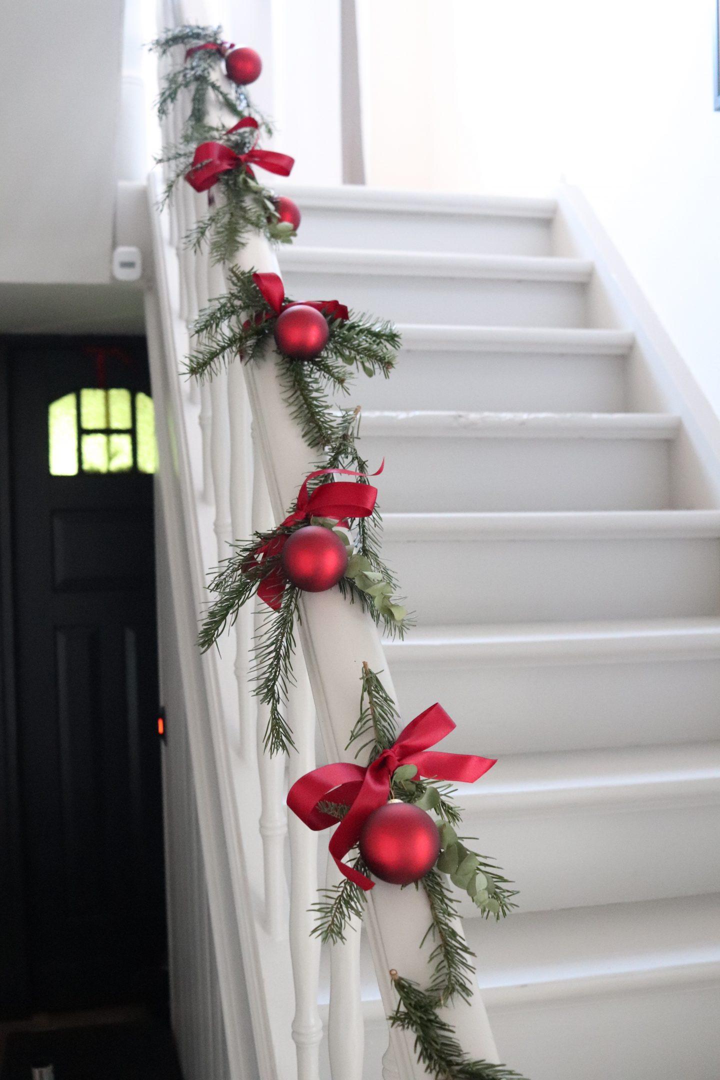 Weihnachtsstimmung in der Villa Peng