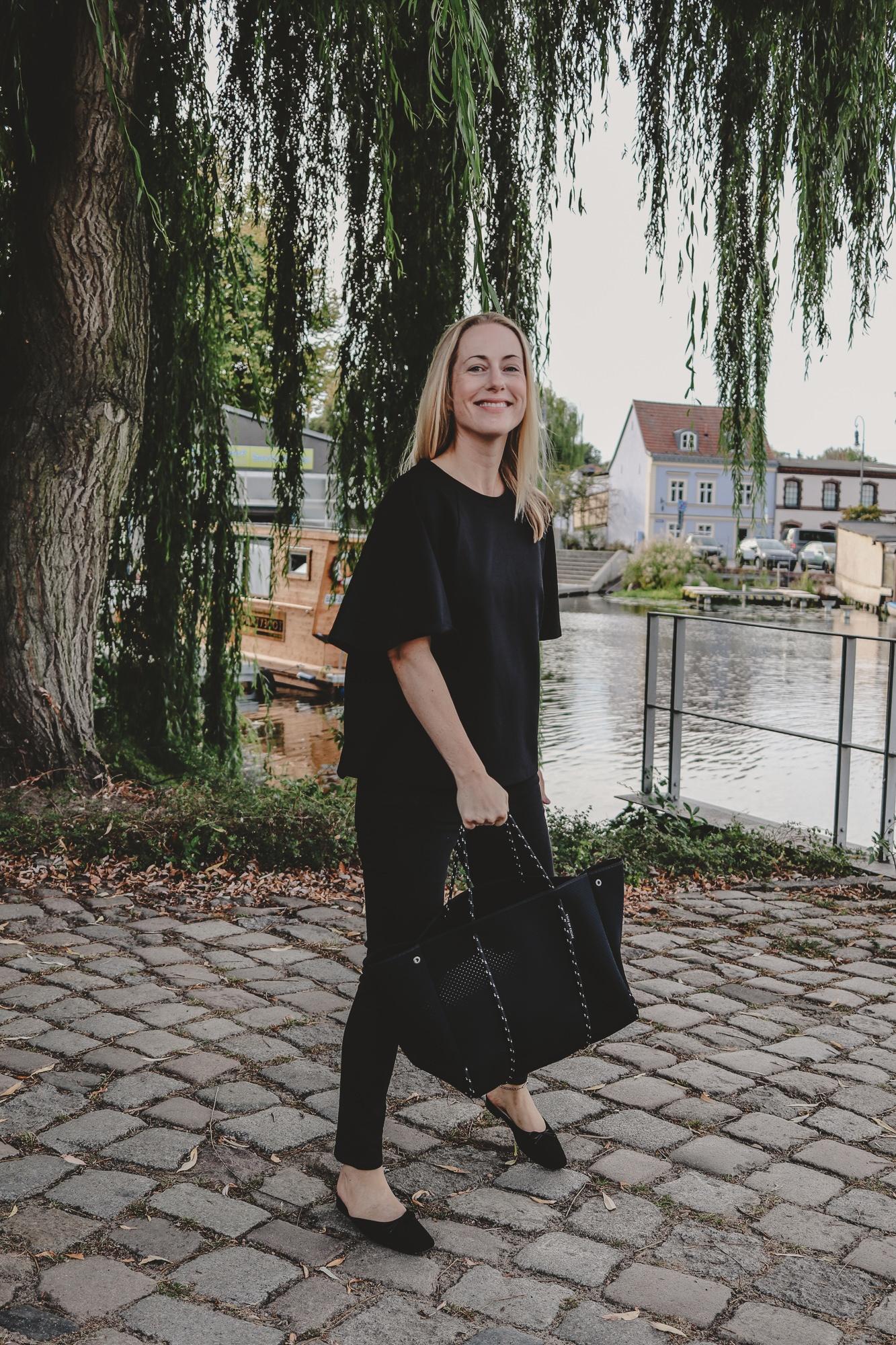 All Black in Brandenburg |Werbung, enthält Affiliate Link