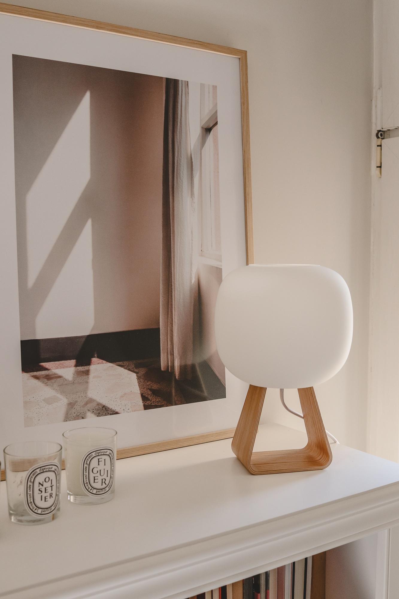 Interior: Unsere neue Toad Tischlampe von Himmee Anzeige, enthält Affiliate Links