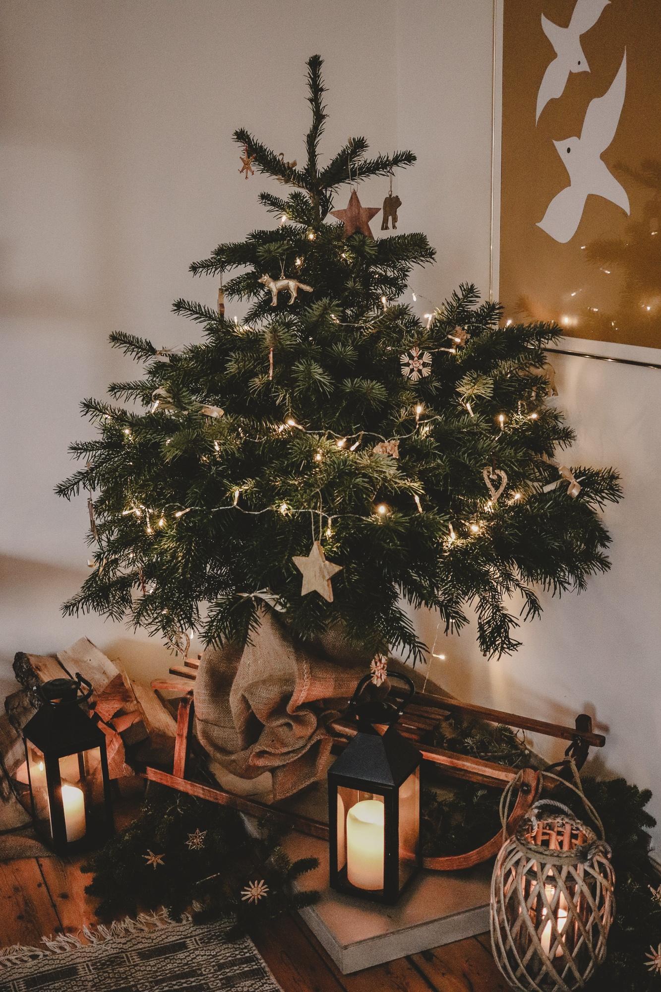 O du fröhliche in der Villa Peng: Hurrah, unsere Weihnachtsdeko steht! | #Anzeige