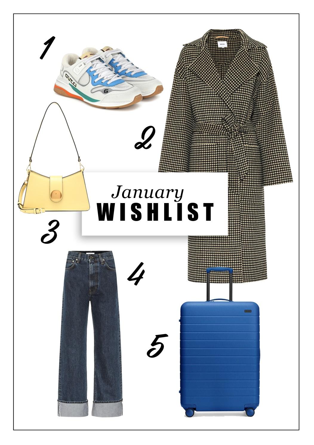 Wishlist Januar: Off to Budapest!  #Anzeige*