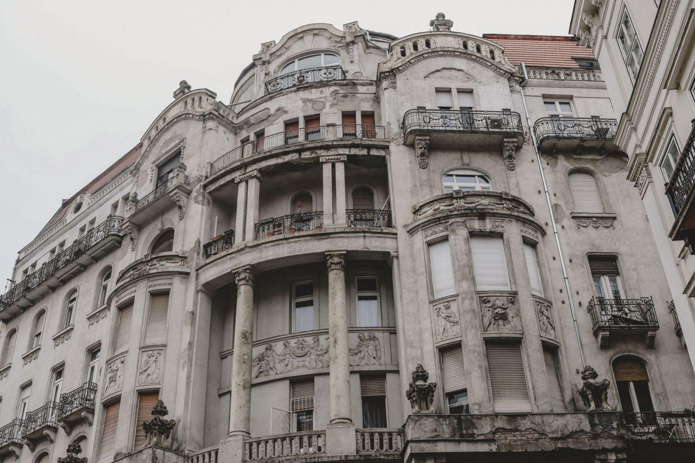 Akku leer, kein Plan und 39 Grad Fieber: Warum unser Budapest-Wochenende trotzdem schön war!
