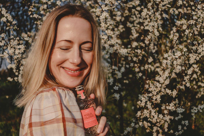Mein Gute-Laune-Macher für den Frühling: 4711 Acqua Colonia Lychee & White Mint | Anzeige
