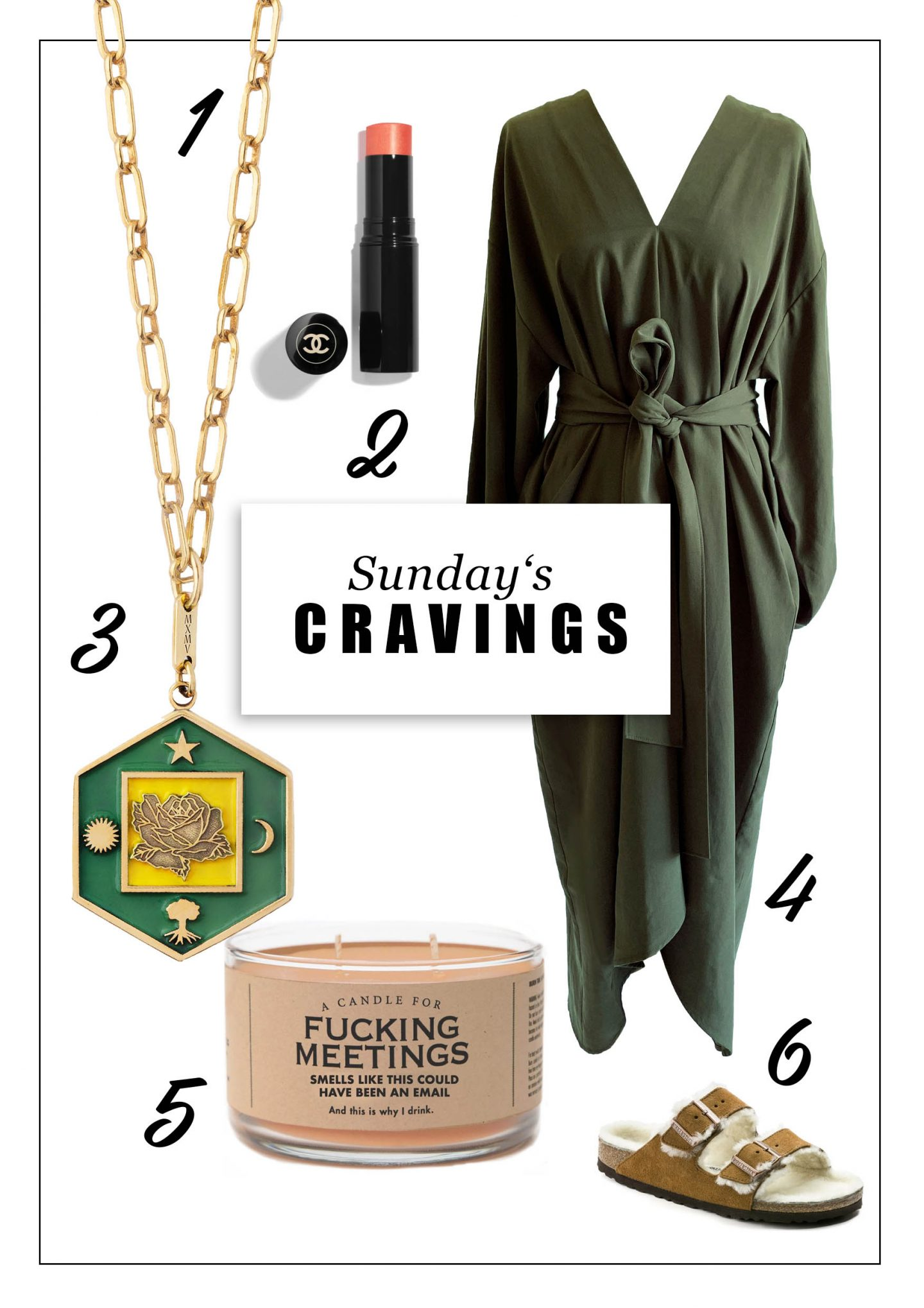 Sunday: Stay Home & wear a Kaftan |WERBUNG