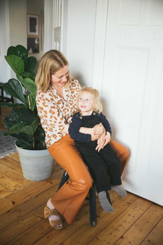 Kolumne: Wie ich meinen Frieden damit gemacht habe, dass meine Tochter schlecht schläft