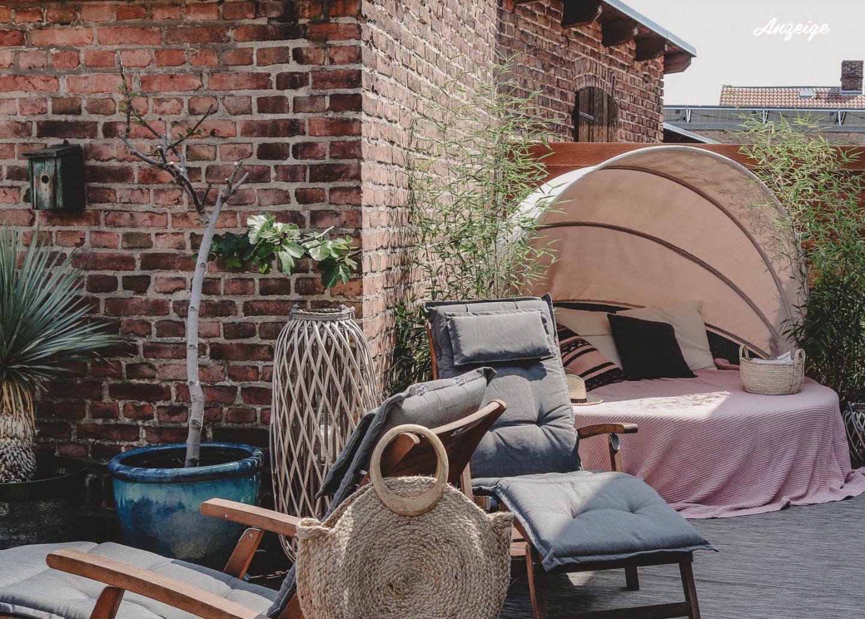 #ZuhauseImUrlaub – so holen wir uns den Bohemian Beach Resort Look nach Hause |Anzeige