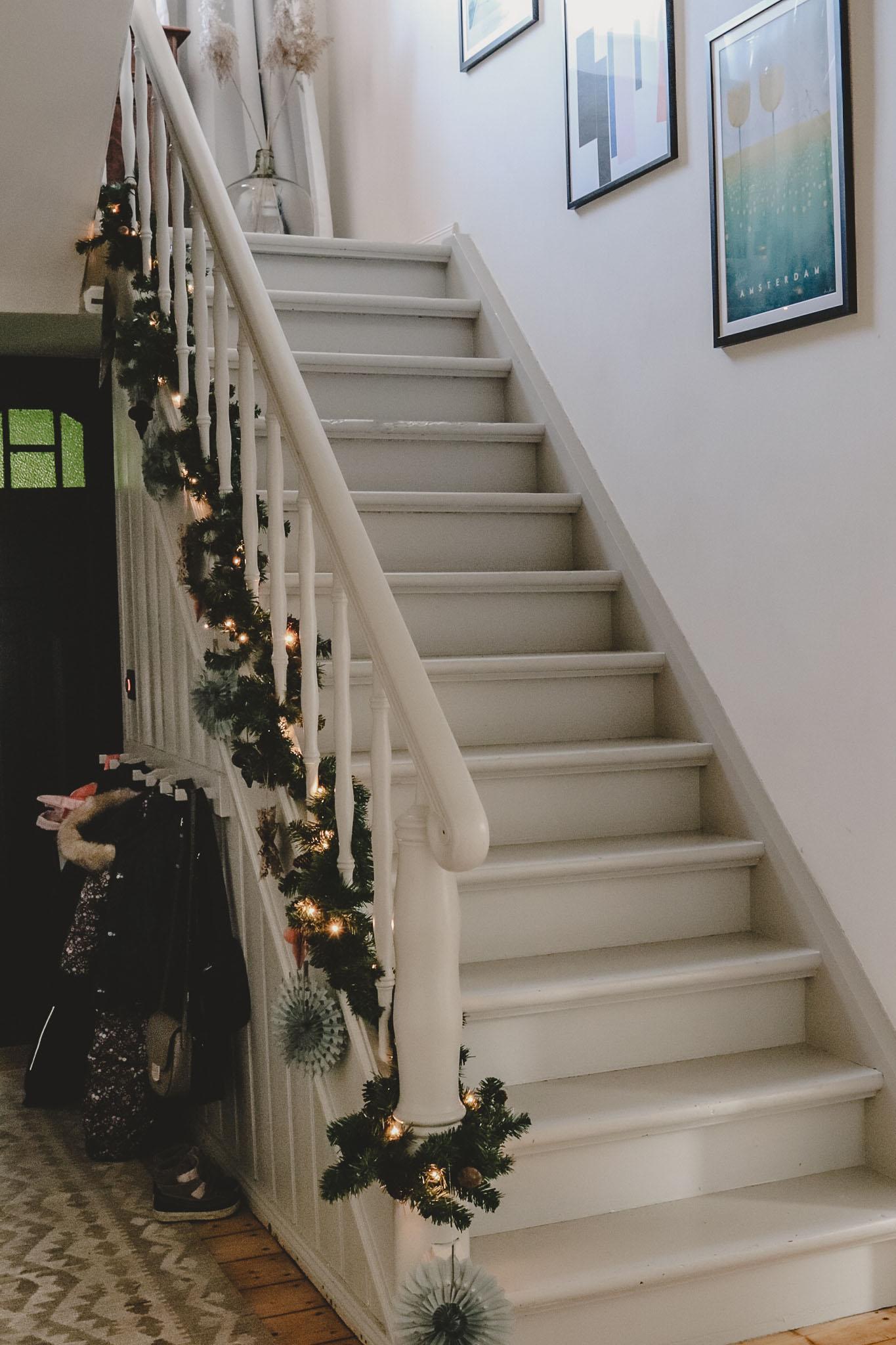 Hohoho: Das ist unser Weihnachtsgeländer 2020