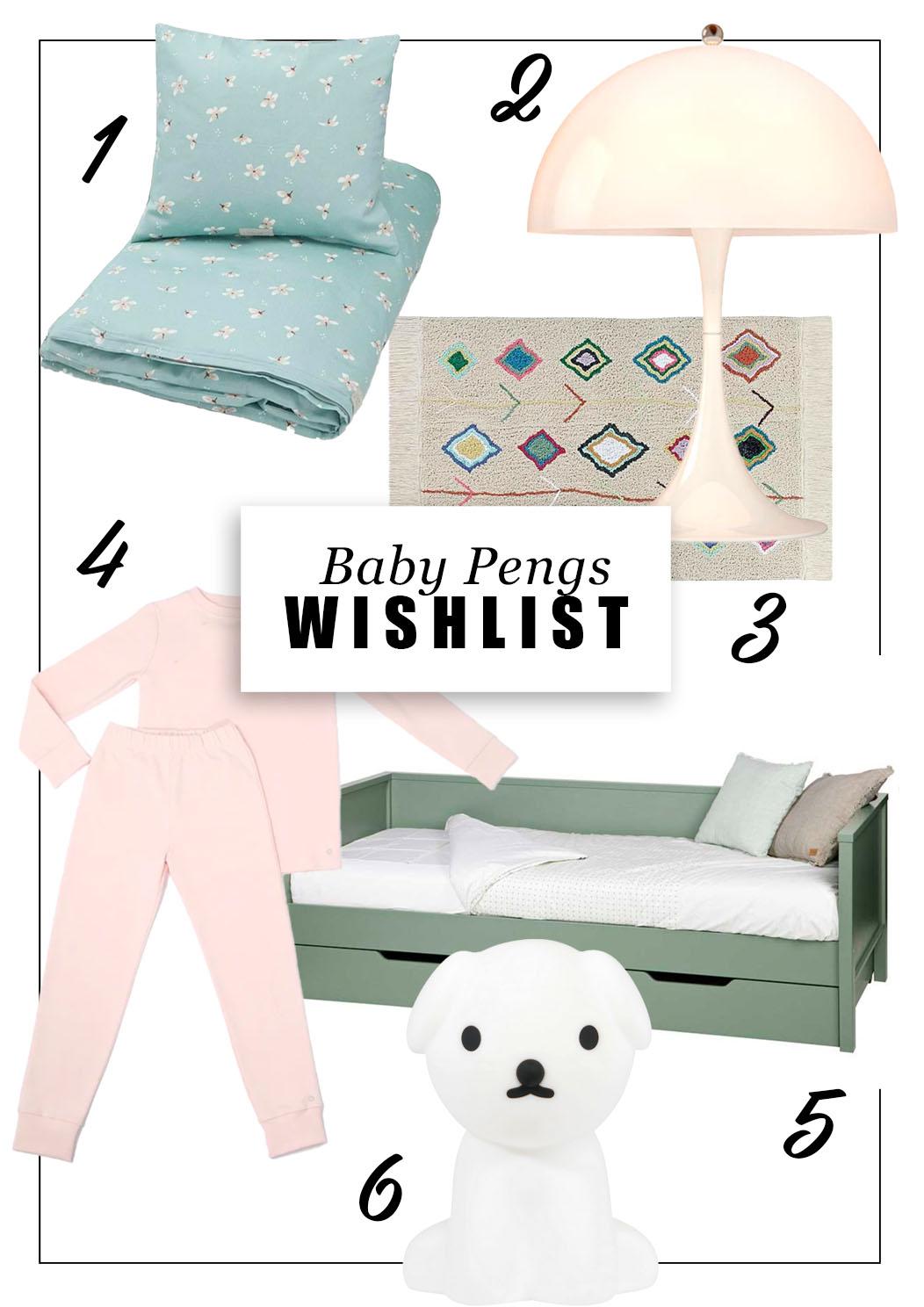 Kinderzimmerträume: Kojenbett und Nachtlicht für (m)ein großes Mädchen