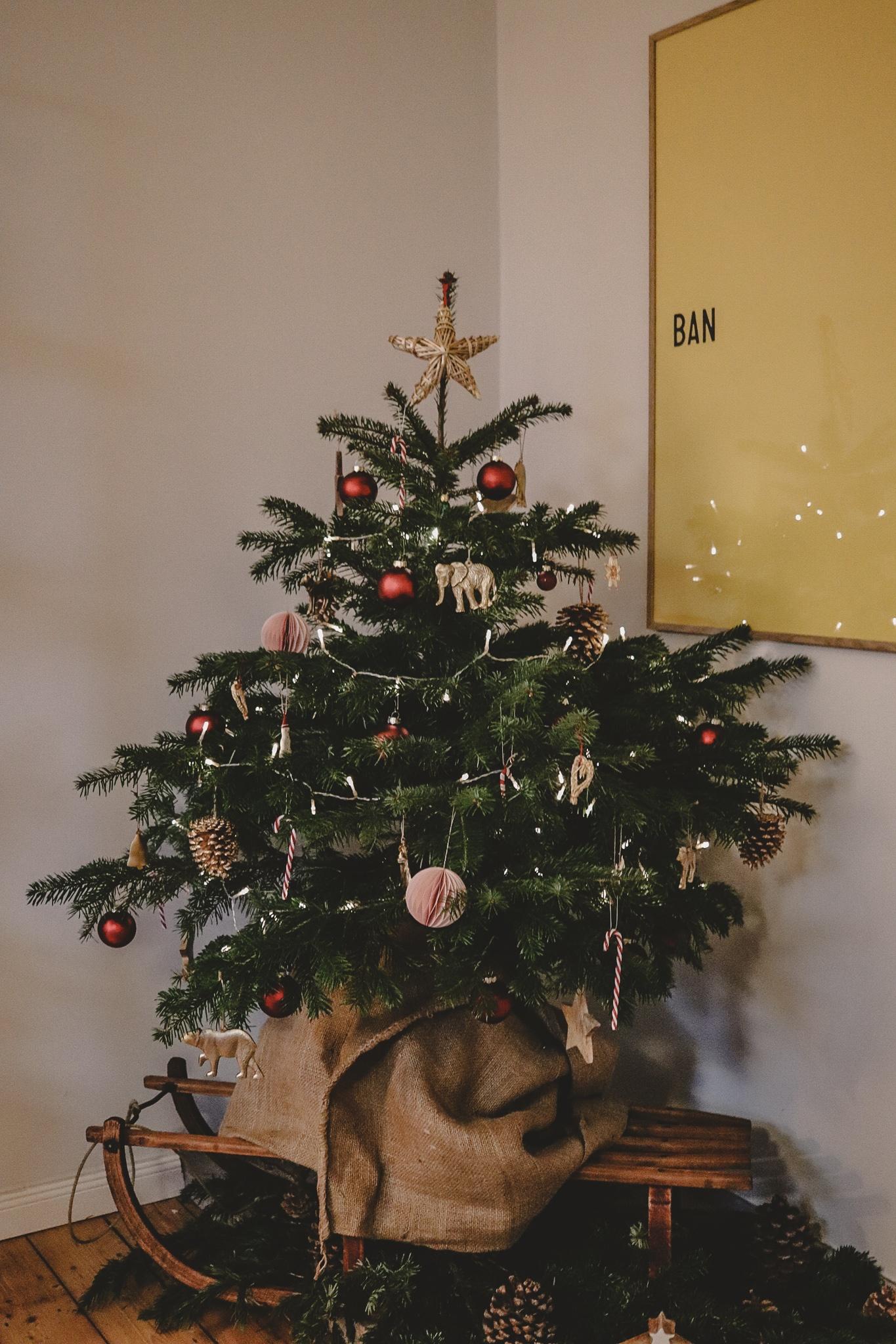 O du Gemütliche! Weihnachtsstimmung in der Villa Peng