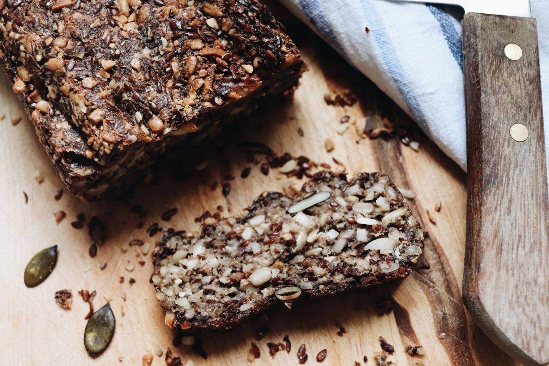 Life Changing Bread: Lebensveränderndes Brot ohne Mehl und Hefe