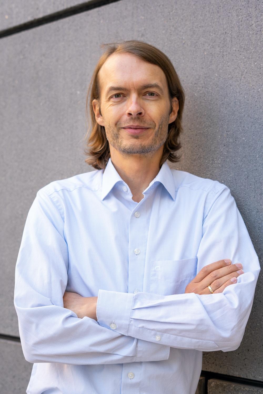 Evergreen-Gründer Iven Kurz
