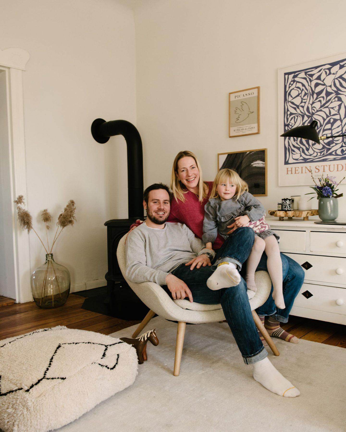 Unsere Homestory in der aktuelle Ausgabe der Freundin – mit Fotos von Robert Rieger