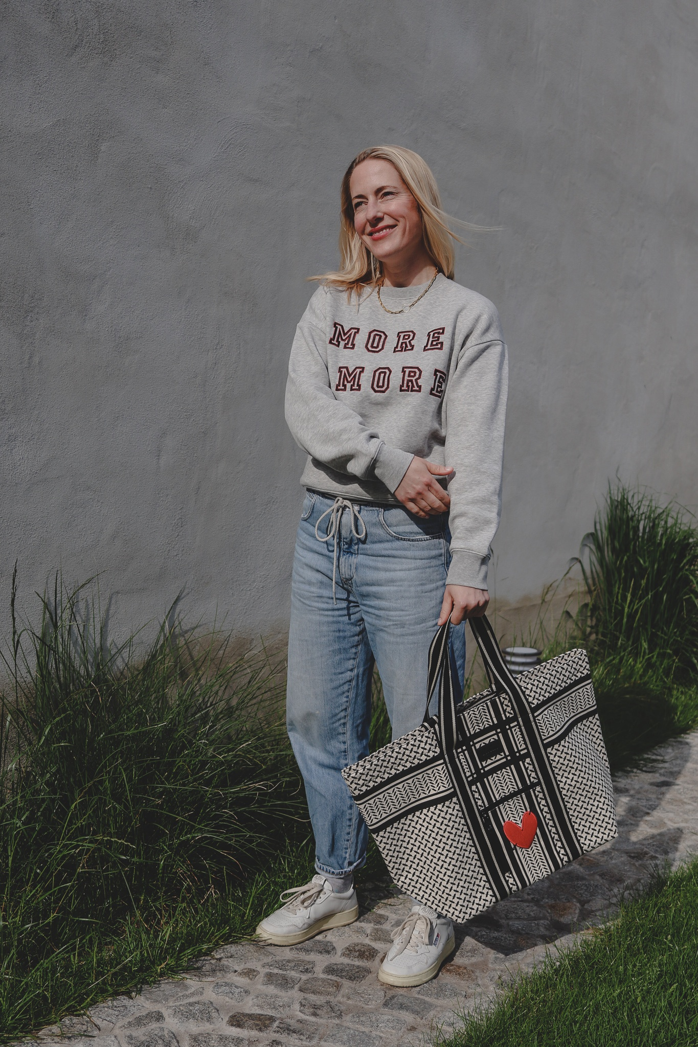 Look of the Day: Mehr Liebe