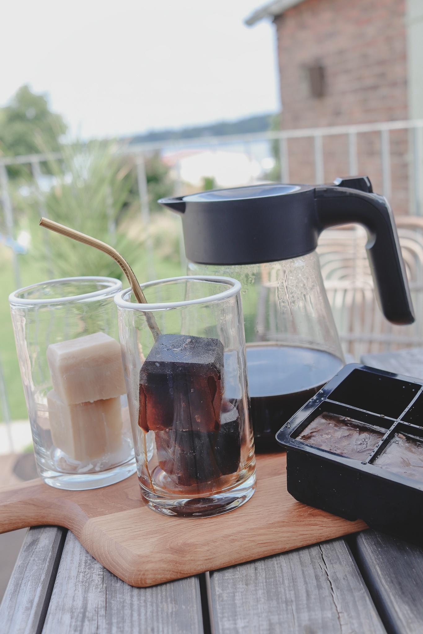 Der beste Eiskaffee-Hack aller Zeiten